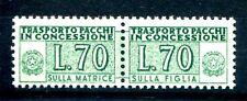 ITALIEN PAKETGEBÜHREN 1966 15 ** 50€(J0368