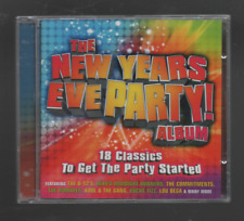 THE NEW YEARS EVE PARTY! ALBUM - CD ALBUM - 2007 - 18 TRACKS - EXCELLENT