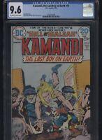 Kamandi, the Last Boy on Earth #13 CGC 9.6 - 1974 Jack Kirby