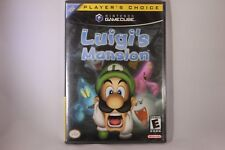 Luigi's Mansion (GameCube, Player's Choice version, Sealed)