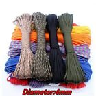 100M/300ft 7 Strand Core Cord 550 Paracord Parachute Rope Lanyard Spec Type III <br/> 108 colours,15% discount off £15,free shipping!