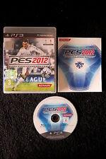 PS3 : PES PRO EVOLUTION SOCCER 2012 - Completo, ITA ! Gioca come vuoi !