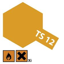 Tamiya Acryl Sprühfarbe TS-12 Orange glänzend 100ml - 85012