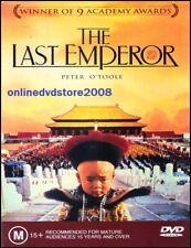 The LAST EMPEROR Peter O'TOOLE Joan CHEN John LONE True Story Film DVD Region 4