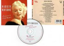 """MARILYN MONROE """"I Wanna Be Loved By You"""" (CD) 2000"""