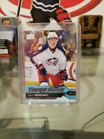 16-17 Upper Deck Zach Werenski Young Guns Rookie Card #224