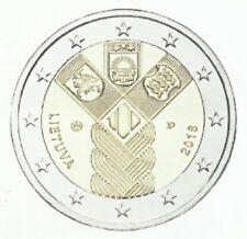 LITOUWEN I 2018 - 2 euro - 100 jaar Onafhankelijk/100 ans Indépendance -UNC