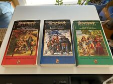 Dragonlance Chronicles Books 1-3 - Weis Hickman - First Print Trilogy