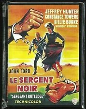 DVD - LE SERGENT NOIR  (JEFFREY HUNTER / WOODY STRODE) WESTERN INTROUVABLE !!!