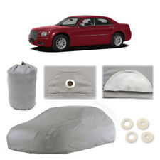Chrysler 300 6 Layer Car Cover Fitted Outdoor Water Proof Rain Snow Sun Dust