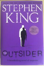 Stephen King 'The Outsider' UK SPECIAL COLLECTORS' EDITION book. 1/1 HB. Horror