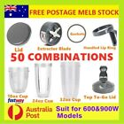 Nutribullet Cups Replacement Parts Gasket Lid Extractor Blade 600W & 900W Model