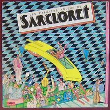 Poussin 33 tours Sarcloret 1983