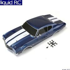 Kyosho America FAB406 Completed Body Set (Chevelle FathomBlue)