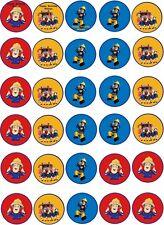 Fireman Sam Edible Image party CupCake Topper