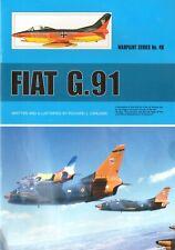 NEW Warpaint Series Books 49 Fiat G.91