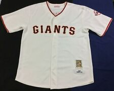 Giants Baseball Barry Zito #75 Mitchell & Ness Jersey Size54