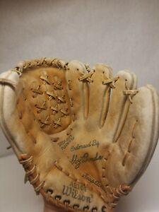 Vintage Wilson Baseball Glove Bobby Bonds RHT A2144 RHT Leather