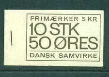 Denmark 1969 5 Kr Danes Living Abroad   Booklet HS2