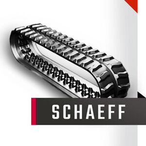 Gummiketten für SCHAEFF Minibagger   Sonderpreis ab 2 Stück   Für alle Modelle