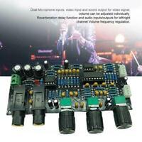 Digital Microphone Amplifier Reverberation Board Karaoke AMP be new Module T8H2