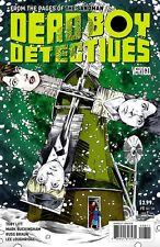 DEAD BOY DETECTIVES (2013) #8 VF/NM VERTIGO SANDMAN