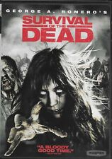 SURVIVAL OF THE DEAD (DVD) GEORGE A.ROMERO Zombies Gore!