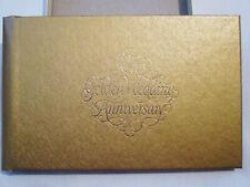 Our Golden Wedding Anniversary Photo Album, 1977