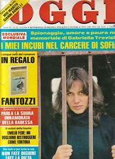 RR2b - OGGI Nr. 24 - 13 Giugno 1984 - Indice / Michael Jackson / Massimo Boldi