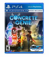 Concrete Genie - Sony PlayStation 4 [PS4 PSVR Action Virtual Reality] NEW