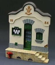 HK140 Police Station King & Country Streets of Hong Kong Diorama Building Facade