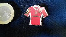 1. kaiserslautern fc kaiserslautern camiseta pin 1998/1999 Home DVB antiguo logotipo Badge