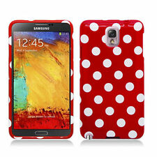 Red Cases, Covers and Skins for Samsung Mobile Phones