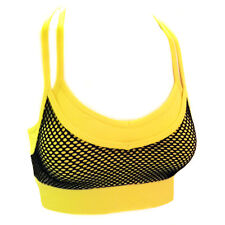 New DKNY Sports Bra Bralette With Removable Cups Women's Size XS (X-Small)