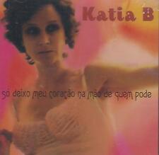 CD - Katia B NEW Ultimo A Saber 9 Tracks 1 Bonus FAST SHIPPING !
