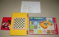 Magnetspiele 10 in 1 Games Schach, Travel Bingo usw. - komplett und TOP