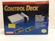 NES Nintendo Entertainment System Control Deck BOX ONLY!!!!