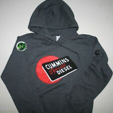 dodge cummins pullover red ball diesel hoodie sweater Cummings hooded SMALL S