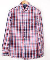 GANT Herren Portofino Popelin Regular Fit Freizeithemd Größe L BAZ127