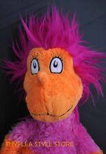 Wocket in my Pocket Plush Dr. Seuss Strange Creature Stuffed Animal Kohls Pink