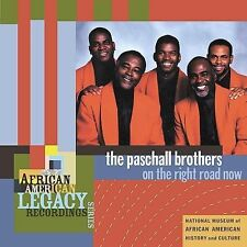 FREE US SHIP. on ANY 3+ CDs! NEW CD Paschall Brothers: On the Right Road Now