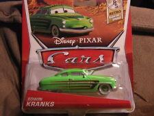 DISNEY PIXAR CARS RETRO RADIATOR SPRINGS SERIES EDWIN KRANKS