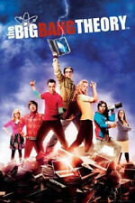 THE BIG BANG THEORY TV SHOW AUGMENTED REALITY POSTER NEW 22x34 FAST FREE SHIP