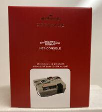 New Listing2020 Hallmark Keepsake Nintendo Nes Console Ornament
