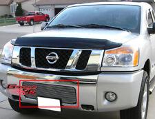 Fits 2008-2015 Nissan Titan Lower Bumper Billet Grille Insert