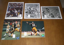 PITTSBURGH STEELERS ROY GERELA  8x10 PHOTOS - YOUR CHOICE