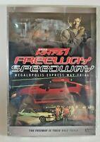 Freeway Speedway 1 - Megalopolis Expressway Trial (DVD 2003) NEW / SEALED OOP!