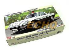 Hasegawa Automotive Model 1/24 Car Mazda Cosmo Sport L10B Police Car 20258 H0258