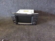 X109-30* W204 E Klasse Display Navi Command DVD Becker Harmann A2118202197