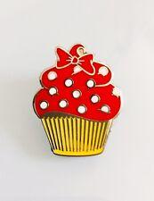 Disney Foods Character Cupcake Minnie Cupcake Pin 82949